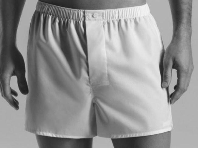 Man Shot Holding Underwear Plans to Sue