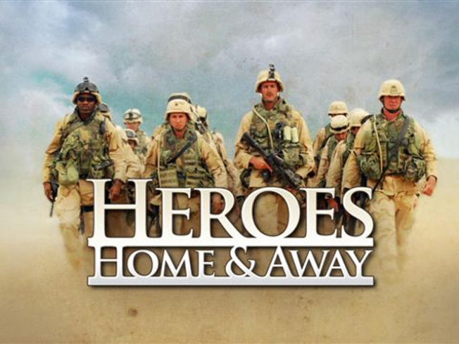 Heroes Home & Away: Tell Us Your Story