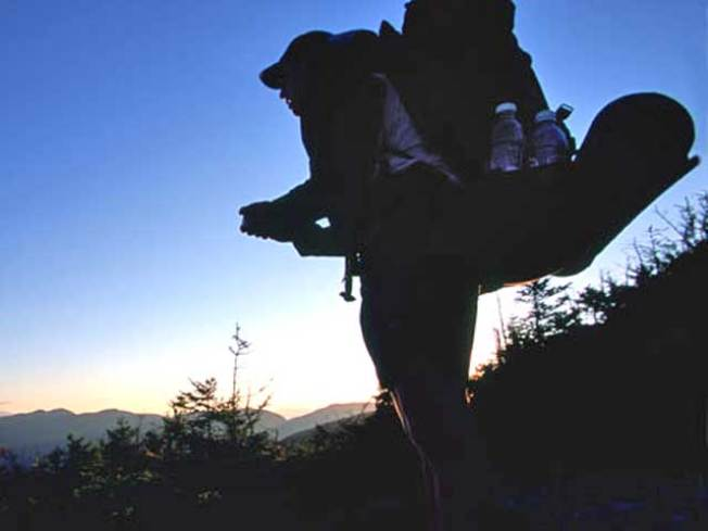 Crews Rescue Hiker After Fall