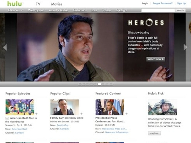 Hulu Plus Subscription Service Launches