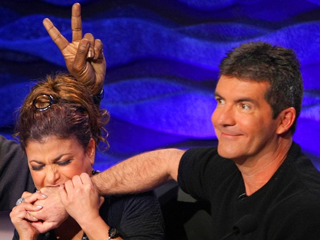 Paula Abdul To Reportedly Send Off Simon Cowell On 'Idol'