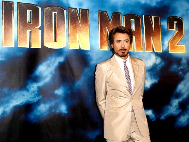 Jon Favreau: No More Iron Man Until 'The Avengers'