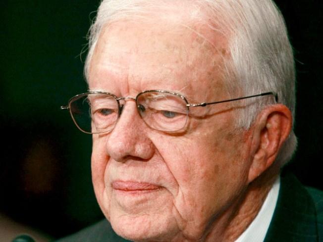 Jimmy Carter: Wilson's Outburst Was Racist