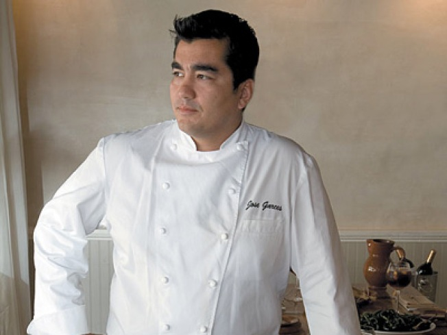 Cocktail Spill May Not Be Chef Garces' Only NYC Moment