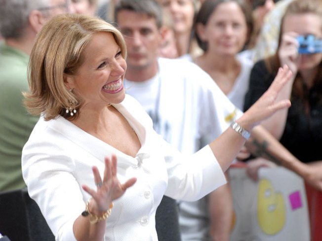 "Katie Couric to Appear on ""Glee"""