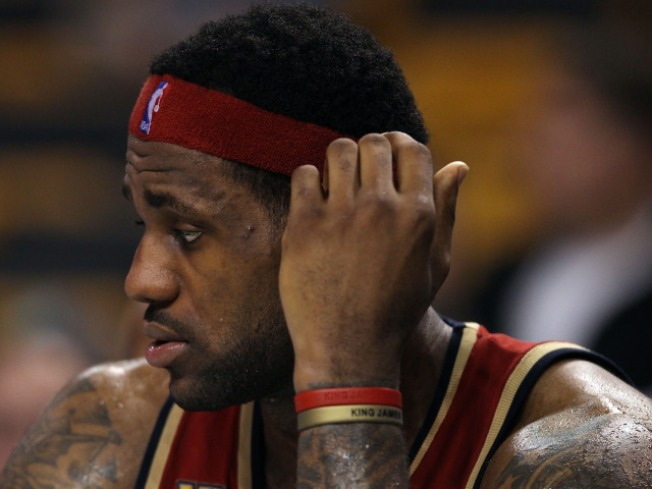 """Cavaliers Owner Rips LeBron's Decision as """"cowardly betrayal"""""""
