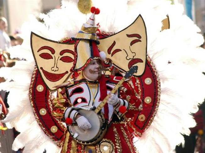 2009 Mummers Parade Results: String Band Division