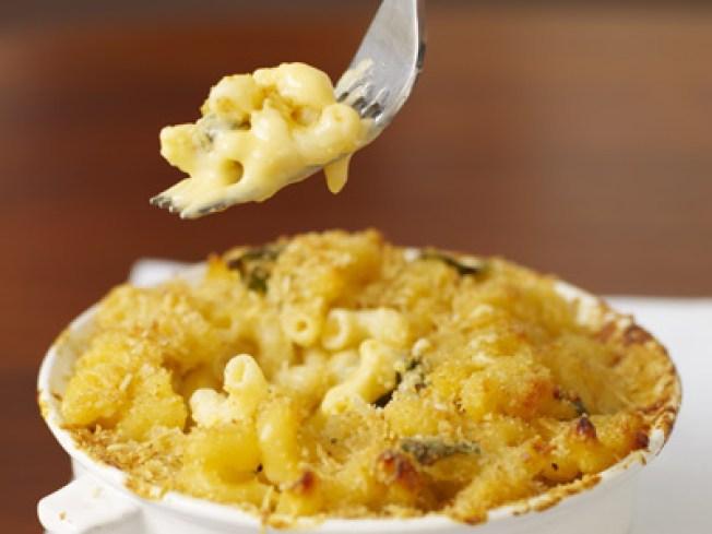 A Menu Full of Mac'n'Cheese?
