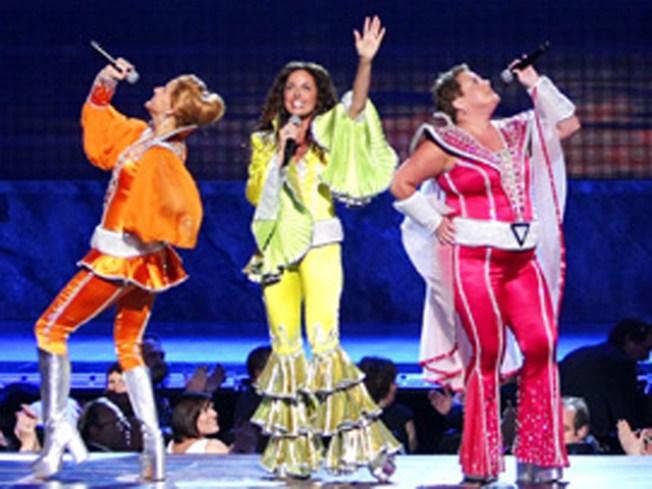 """Mamma Mia"" Hits the Stage"