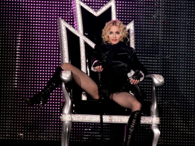 'Get into the Groove' at Madonna's After-party