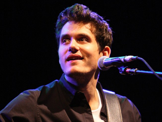John Mayer Playing for Free July 4th