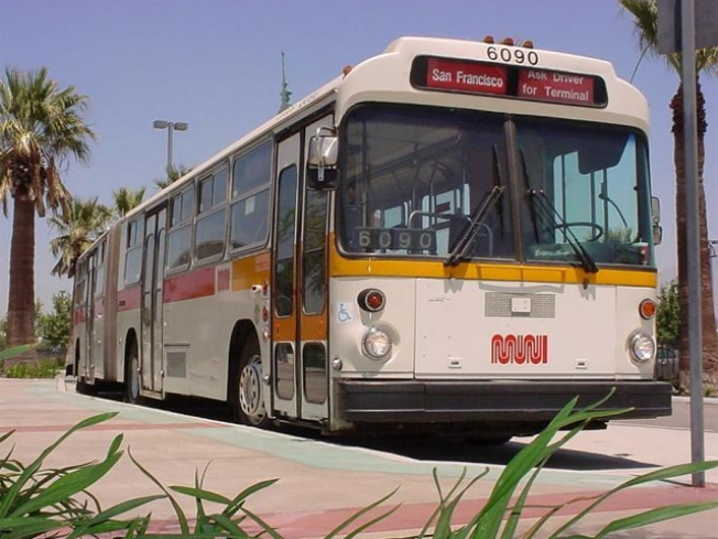 Old Buses to Be Turned Into Showers for San Francisco's Homeless