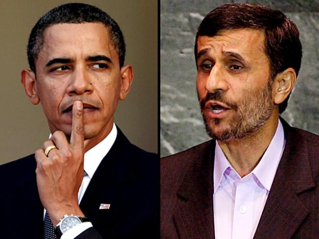 Game Day for U.S., Iran Nuke Talks