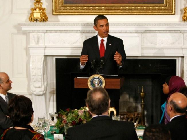 "Obama Celebrates Ramadan, Calls Islam ""Great Religion"""