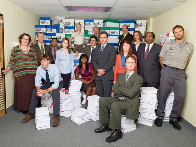 """The Office"" Bids a Funny, Sweet Farewell"