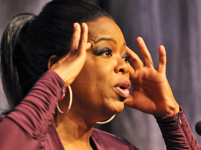 Oprah Introduces Secret Half-Sister