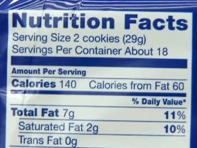 FDA to Revise Nutrition Facts Label
