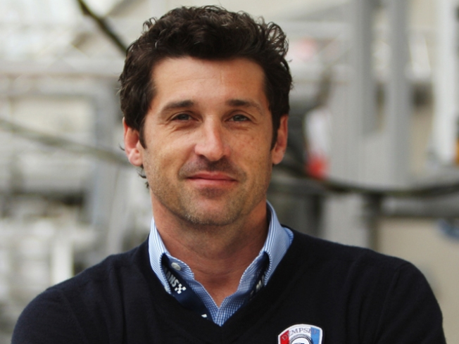 McDreamy to the Rescue: Patrick Dempsey Saves Teen After Car Flips