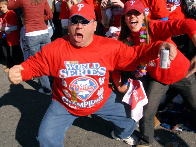 Top Moments in Philadelphia Sports Fan History