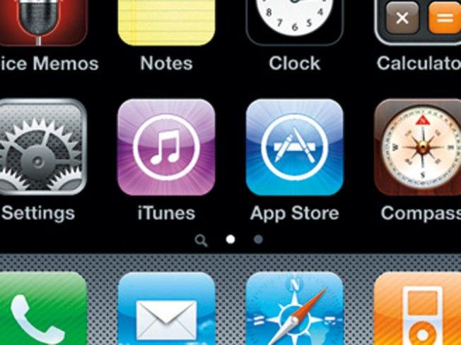 The $900 iPhone App