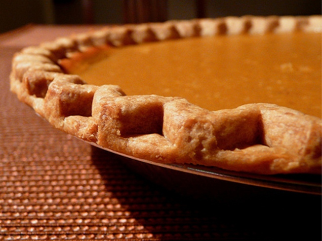 Pumpkin Shortage Threatens Holiday Pies