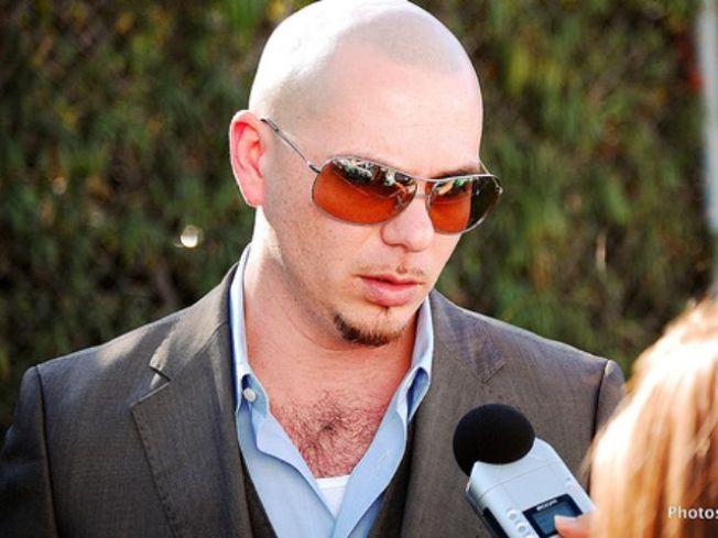Pitbull - Australian for No Show