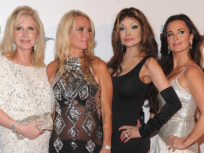 Several Beverly Hills Housewives Admit To Plastic Surgery