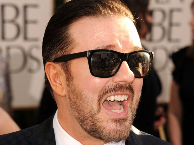 "Ricky Gervais to Cameo on ""The Office"""