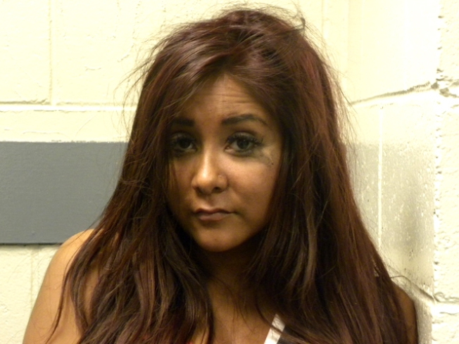 Seaside Heights Police Release Snooki's Mugshot
