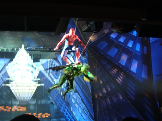 Spider-Man Freezes in Midair, Show's Problems Persist