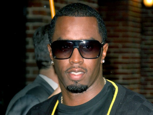 Diddy Missing Ring in Bling Fling