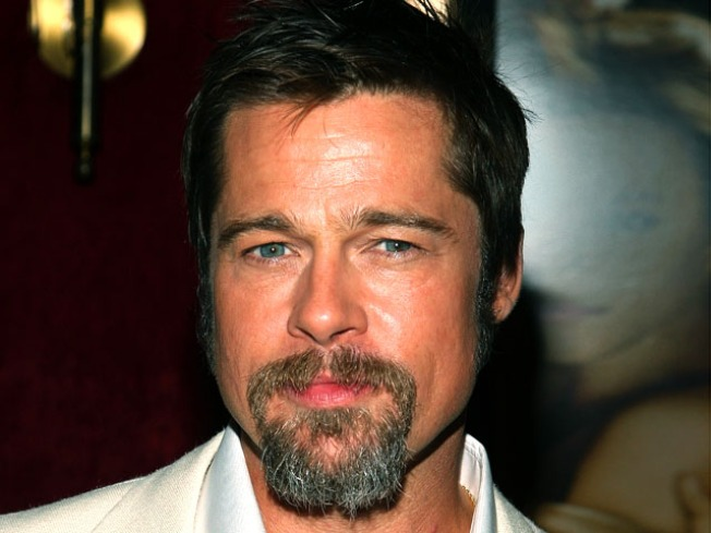 Brad Pitt Brags About Rolling Joints