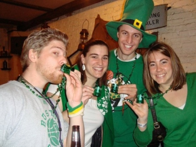 33 of 35 Bars and Restaurants Taking State Patty's Day Cash