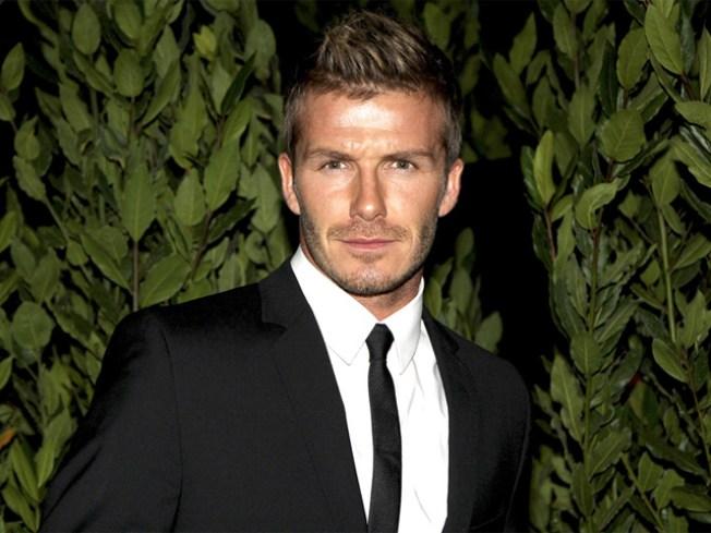 "Beckham: Dinner With Tom Cruise Was ""My Worst Nightmare"""