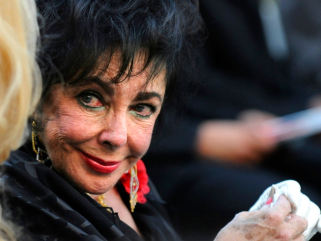 Liz Taylor: Jackson Doc is Greatest Movie Ever