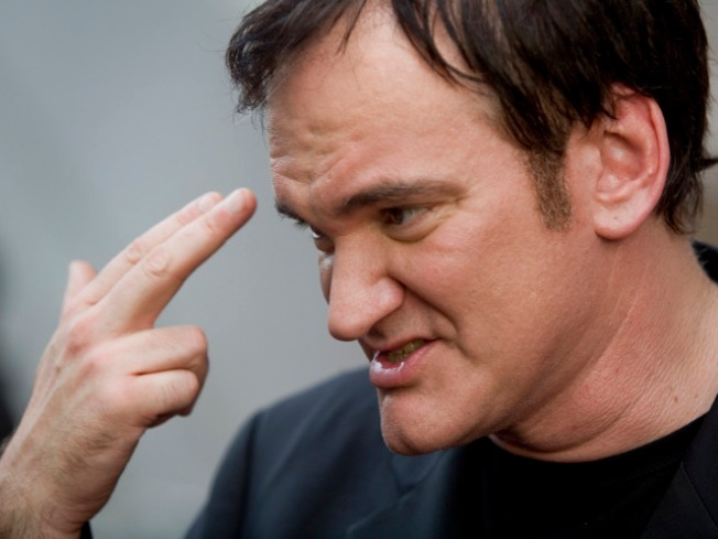 What's Quentin Tarantino Talking About?