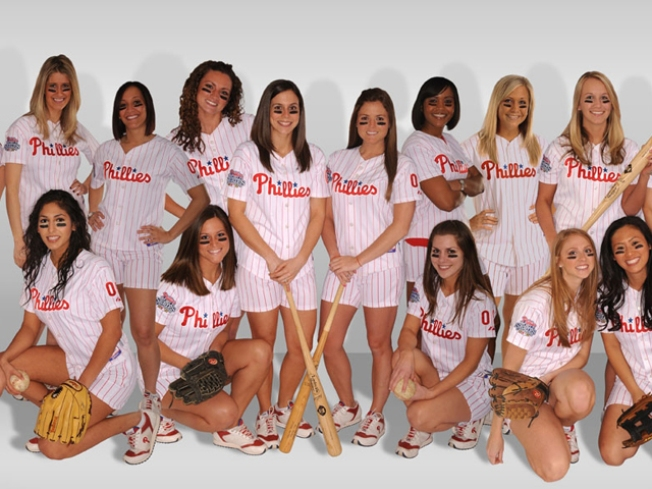 And the Newest Phillies Ballgirl Is...