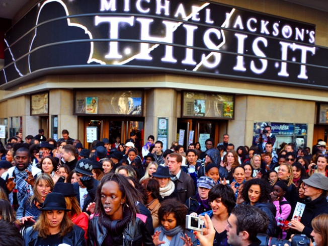 Tired of Michael Jackson? The Box Office Is