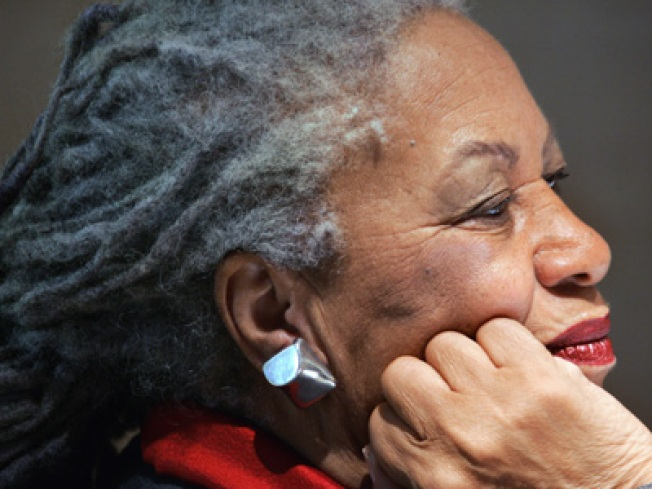 Toni Morrison Comes to Philly