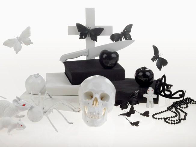 Voodoo Mystery in Jersey