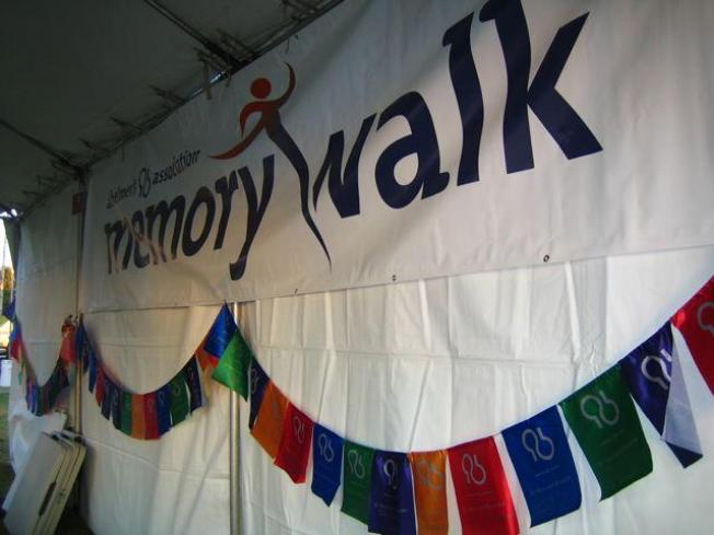 Memory Walk Hits Philly