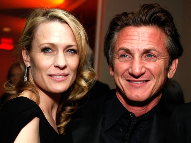"""Sean Penn: Robin Wright """"is a Ghost to me Now"""""""