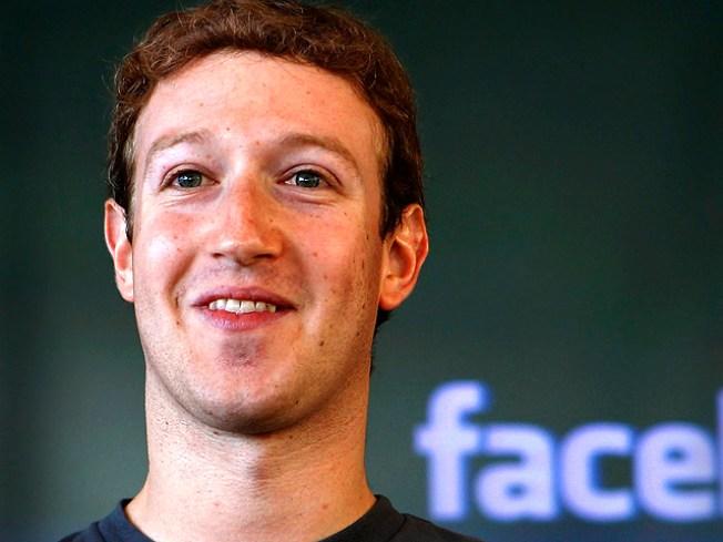 "Facebook's Zuckerberg to Guest on ""Saturday Night Live"""