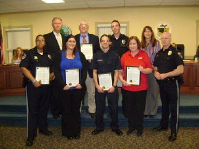 Heroes, Lifesavers Recognized