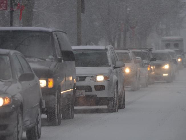 Get Ready for an Icy Commute