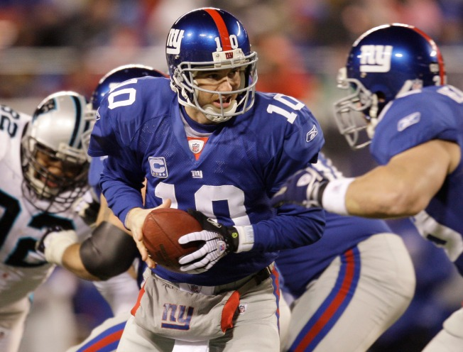 NFL Sunday: Giants Earn Top Playoff Seed