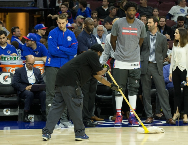 Not So Fast Joel Embiid: Nik Stauskas's Dad Claims His Son Is the Original 'The Process'