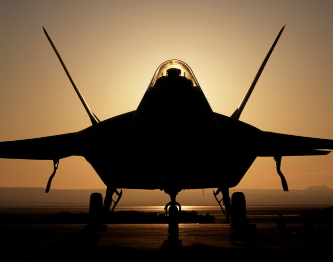 Obama Agenda Gets a Lift With F-22 Win