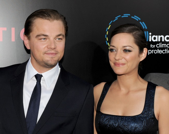 "Leonardo DiCaprio & Marion Cotillard On ""Inception's"" Love Story"
