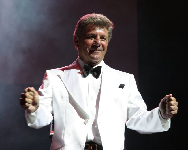 Frankie Avalon Chips in to Help Save Local Mural